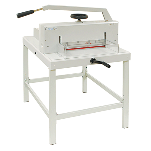 Cut-True 15M Manual Guillotine Cutter