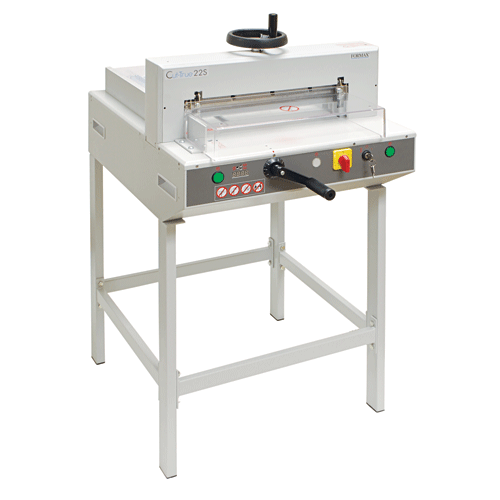Cut-True 22S Semi-Automatic Guillotine Cutter