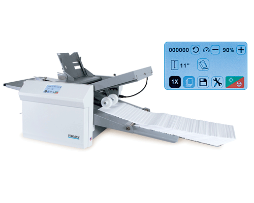 FD 38Xi Fully-Automatic Tabletop Folder