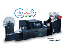 ColorMaxLP2 Digital Color Printer, Powered by Memjet