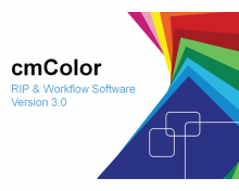 cmColor RIP and Workflow Software, v 3.0