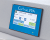 User-friendly touchscreen control panel allows users to program up to 100 jobs/100 cuts.