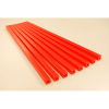 Easy-to-change cutting sticks can be used on all four sides before being replaced