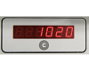 6-digit resettable LED counter