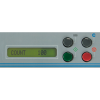 User-friendly LCD control panel with resettable counter