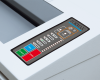User-friendly LED control panel with load indicator