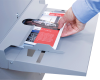 Can be used as a stand-alone unit, or placed in-line with digital print finishing equipment